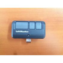 Control Liftmaster 893 Max Nuevos Para Puerta Automatica