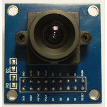 Camara Ov7670 Arduino Pic Robot Vision Artificial Domotica