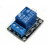 Tarjeta Interfaz De Potencia Con Relevador 1ch Arduino