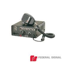 Sirena Electrónica 100w Con Control Para 6 Luces Auxiliares