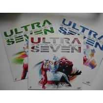 Ultra Seven Ld (laser Disc) -trilogía 30 Aniversario-
