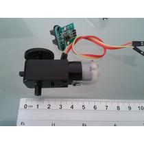 Moto Reductor Con Encoder, 3 A 9v Cd 1.5 A 3 Kg.cm 11-300rpm