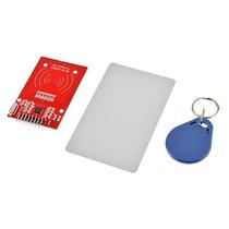 Arduino Módulo Rfid Lector-grabador De Tarjetas Rc522