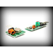 Transmisor Y Receptor 433mhz Radio Frecuencia Arduino Pic