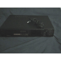 Videocasetera Vintage Sony Vhs 6 Cabezas Para Reparar