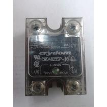 Relevador De Estado Solido Crydom Cwd4825p-10 25 Amperes