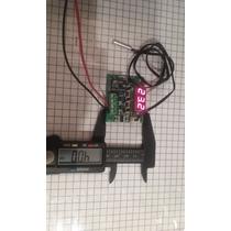 Controlador De Temperatura,con Sensor, Salida De Relevador
