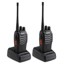 Radios 2 Pack Rechargeable Walkie Talkie 3w 16ch