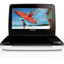 Tb Dvd Portatil Philips Pd9000/37 9-inch Lcd Portable