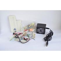 Lote De Componentes Electronicos Resistencias Circuitos Tran