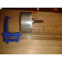 Motorreductor 24v Ac 60hz, 3.5w 8,4rpm, 12kg.cm