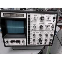 Osciloscopio Sencore Modelo Sc61 De 60 A 100 Mhz
