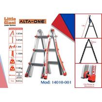 Escalera De Aluminio Alta-one M13 Tipo I