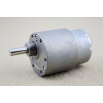 Motor Reductor 3.5 Rpm Alto Torque, 12v Nuevo