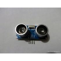 Sensor Ultrasonico Distancias Hc-sr04 Arduino Avr Raspberry