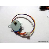 Motor A Pasos 28byj-48 5v Con Controlador Para Arduino Pic