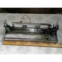 Cnc, Desplazador Lineal,2guias 12mm,+carro+ Motor De Pasos.