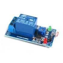 Modulo De Fotoresistor Con Relevador 12v Detector De Luz