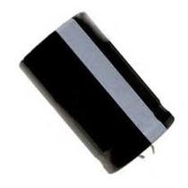 Capacitor Electrolitico 2200mf-100v 105° 1 Pza Electronet25