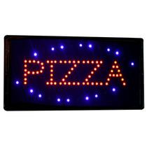 Anuncio Luminoso Led Pizza