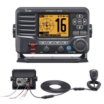 Icom M506 Radio Marina Montaje Fijo C/ Microfono Ais Y Nmea