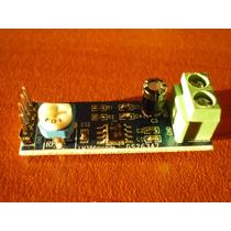 Lm386 Módulo Amplificador De Audio 5-12v, Nuevo