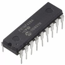 Microcontrolador Pic16f628a, Microchip,