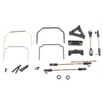 Traxxas 5498 Sway Bar Kit Revo/revo 3.3 Barra Estabilizadora