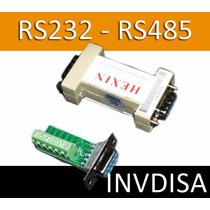 Convertidor Rs232 A Rs485 Aqui Si Se Puede Full Duplex