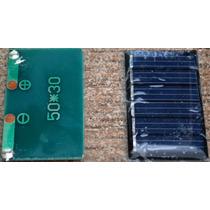 Celda Solar 3v 50mah 0.15watts