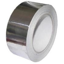 Cinta De Aluminio Reflectante Para Reballing 5cm X 40 Mts