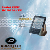 Nuevo Amazon Kindle Keyboard 3g + Wifi Teclado Lector Libros