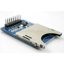 Módulo Lector De Tarjetas Sd, Compatible Con Arduino, Pic.