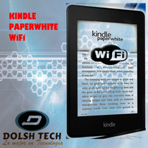 Nuevo Amazon Tablet Kindle Paperwhite Wifi Luz Integrada