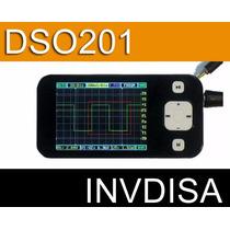 Osciloscopio Digital Portatil Color Usb Dso201 Pocket