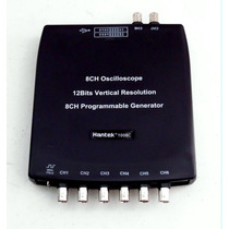 Osciloscopio Automotriz Hantek 1008c Usb 8 Canales Generador