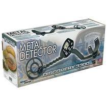 Detector Metales Tesoros Monedas Joyas Oro Bounty Hunter