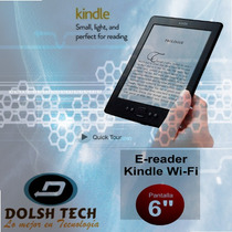 Nuevo Amazon Tablet Kindle Version Wifi 6 Lector Libros