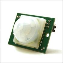 Sensor De Movimiento Pir Para Domotica/robotica Avr Pic