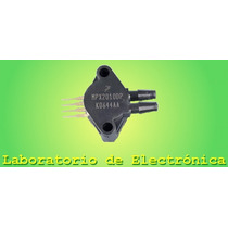 Sensor De Presión Diferencial Freescale Semi Mpx2010dp