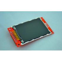 Pantalla Display Tft Lcd Ili9341, 240x320,sd Card, Arduino