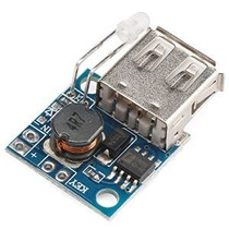 Drokâ® Mini Usb Dc-dc Step Up Convertidor 3v A 5v 2a Energía