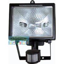 Reflector De Halogeno Fotocelda Y Sensor De Mov Hasta 12mts!