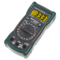 Mastech Ms8233c Multímetro Digital Con Detector De Voltage
