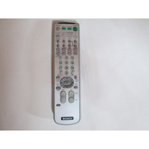 Control Remoto Para Tv Sony Wega