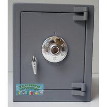 Caja Fuerte Metalica Tipo Alcancia, Abre Con Combinacion Vrn
