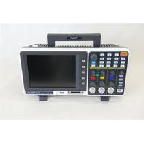 Osciloscopio Digital 100mhz + Analizador Lógico 16ch = Mso