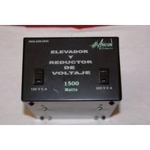 Convertidor Voltaje 120 220v 500 W Elevador Reductor