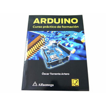 Libro: Arduino Curso Práctico De Formación