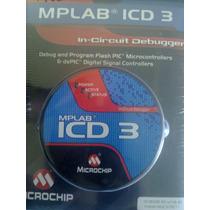 Microchip In Circuit Programmer And Debugger Versión 3 Icd3